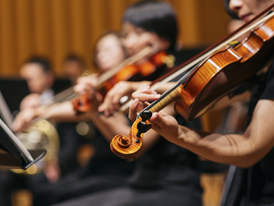 Préparation aux auditions de recrutement des orchestres